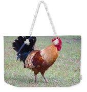 Infamous Kauai Chicken Weekender Tote Bag