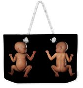 Infant Anatomy Weekender Tote Bag