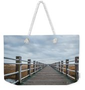 Infinite Boardwalk Weekender Tote Bag