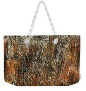 Infinite Meadows Weekender Tote Bag by Ayse Deniz