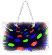 Infinite Spots Zoom 20 Weekender Tote Bag