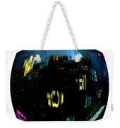 Infinity Cityscape 1  Weekender Tote Bag