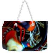 Infinity Dancer 7 Weekender Tote Bag