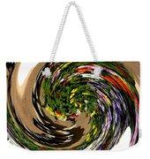Infinity Flower Spiral 1 Weekender Tote Bag