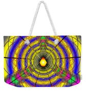 Infinity Gateway Nine Banner Weekender Tote Bag