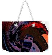 Infinity Mask 5 Weekender Tote Bag