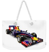 Infinity Red Bull Rb9 Formula 1 Race Car Weekender Tote Bag
