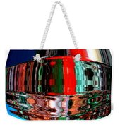 Infinity Ring 1 Weekender Tote Bag