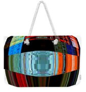 Infinity Ring 2 Weekender Tote Bag