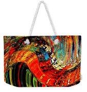 Infinity Sound Wave 2 Weekender Tote Bag