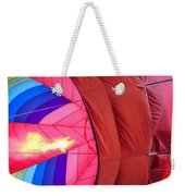 Inflation Weekender Tote Bag
