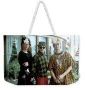 Information Society Weekender Tote Bag