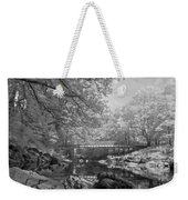 Infrared River Weekender Tote Bag