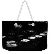 Infrared - Water Lily And Lily Pads Weekender Tote Bag