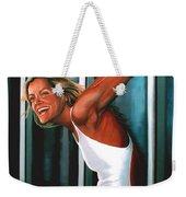 Inge De Bruin 2 Weekender Tote Bag by Paul Meijering