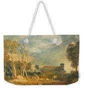 Ingleborough From Chapel-le-dale Weekender Tote Bag