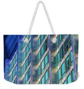 Inland Steel Building Weekender Tote Bag