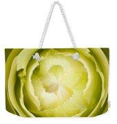 Inner Cabbage Orb Weekender Tote Bag
