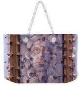 Inner Cacophany - Framed Weekender Tote Bag