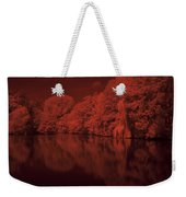 Inner City Lake Weekender Tote Bag