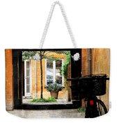 Inner Courtyard Weekender Tote Bag