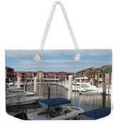Inner Harbor - Naples Weekender Tote Bag