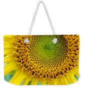 Inner Peace Forms Within This Sweet Yellow Sunflower Weekender Tote Bag