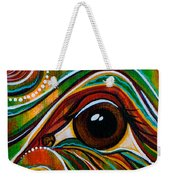 Inner Strength Spirit Eye Weekender Tote Bag
