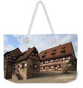 Inneryard Kaiserburg - Nuremberg Weekender Tote Bag