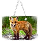 Innocence II Paint Weekender Tote Bag