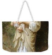 Innocence Weekender Tote Bag by William Bouguereau
