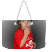 Innocent Or Guilty? Weekender Tote Bag