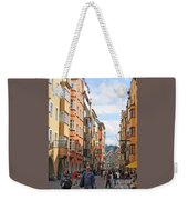Innsbruck Color Weekender Tote Bag