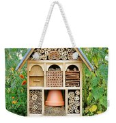 Insect Hotel Weekender Tote Bag