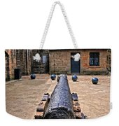 Inside A French Fort Weekender Tote Bag