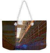 Inside Alcatraz Weekender Tote Bag
