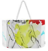 Inside I Needed Weekender Tote Bag