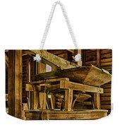 Inside Mingus Grist Mill Weekender Tote Bag
