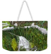 Inside Passage Time Out Weekender Tote Bag