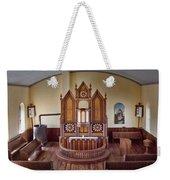 Inside St Olaf Lutheran Church Weekender Tote Bag