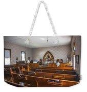 Inside The Church Weekender Tote Bag