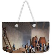 Inside The Distillery, From Ten Views Weekender Tote Bag