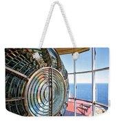 Inside The Lighthouse Weekender Tote Bag