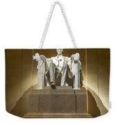Inside The Lincoln Memorial Weekender Tote Bag