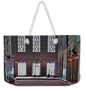 Inside The Mosque Weekender Tote Bag