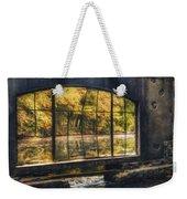 Inside The Old Spring House Weekender Tote Bag by Scott Norris