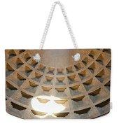 Inside The Pantheon - Rome - Italy Weekender Tote Bag