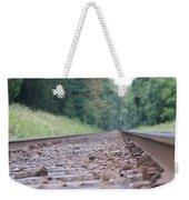 Inside The Rails Weekender Tote Bag