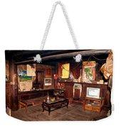 Inside Tibetan House Weekender Tote Bag