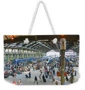 Inside Train Station, Nice, France Weekender Tote Bag